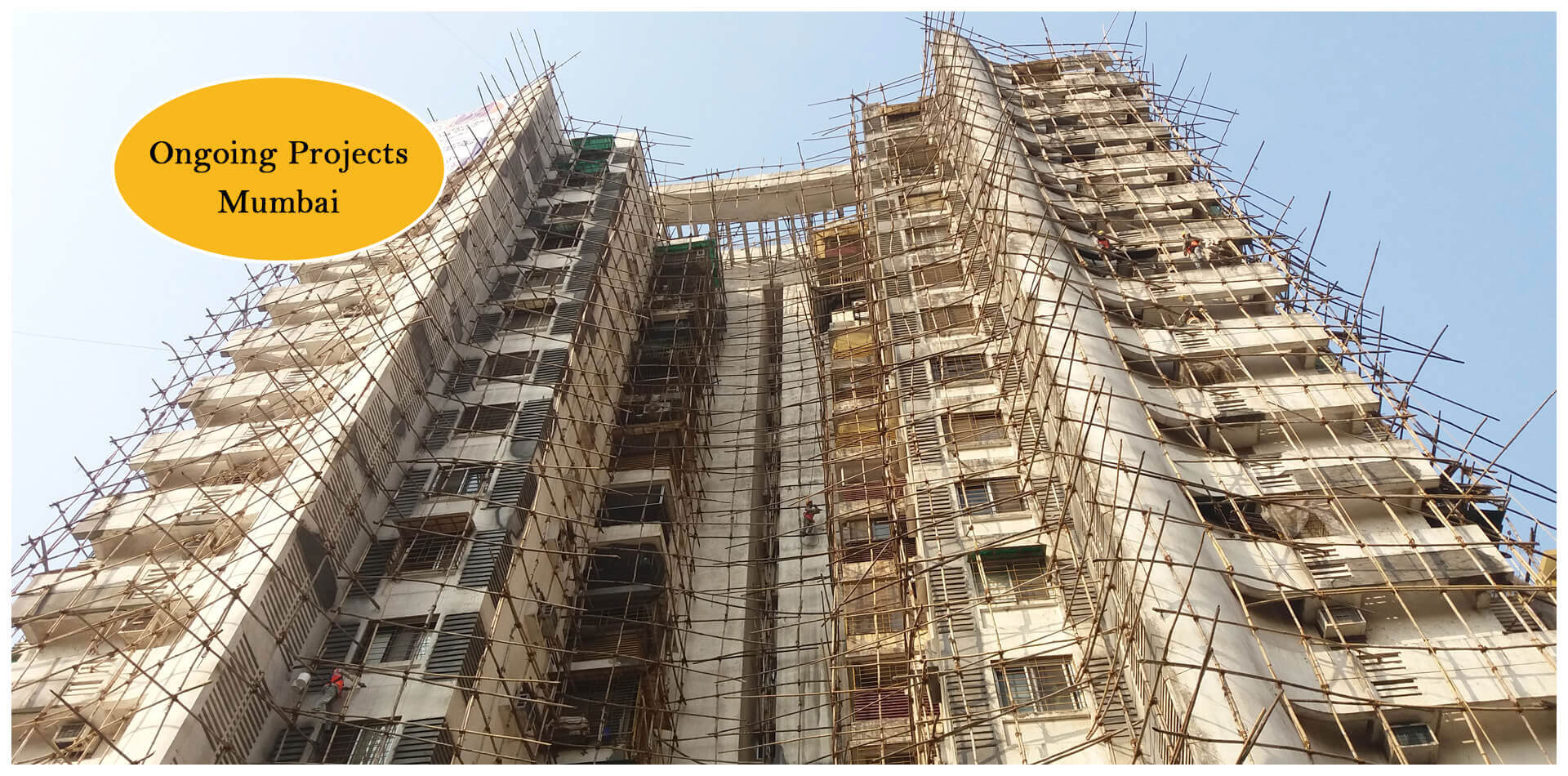 Completed Structural Repairs Sites Mumbai