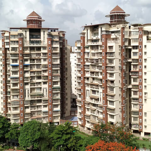 Twins Tower Kharghar